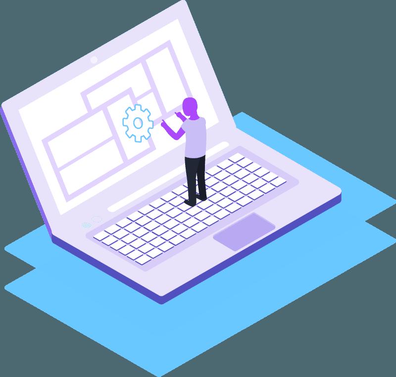 Computerkurse Kosten für Windows 10 Anleitung für Senioren und für Anfänger_Laptop-Icon