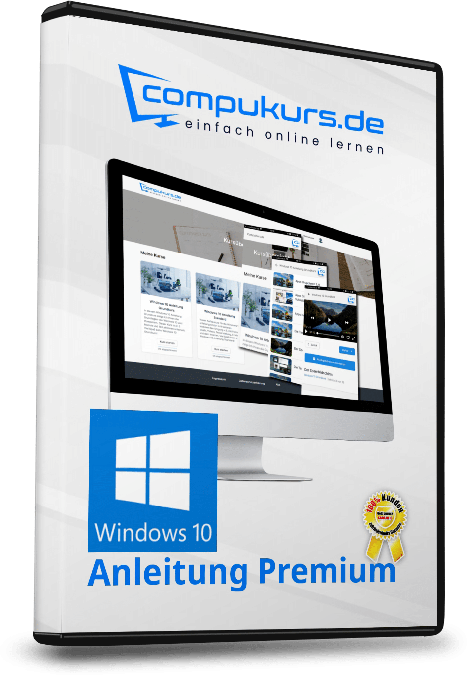 Windows 10 Anleitung Premium_Cover